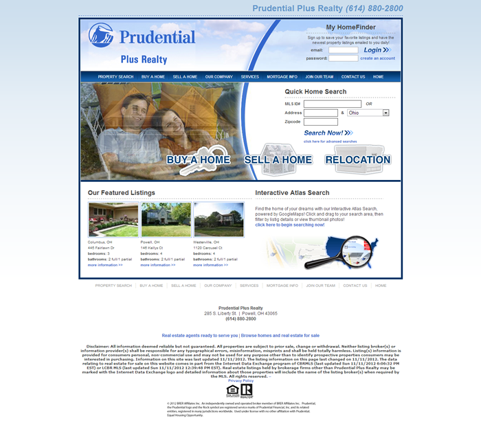 Prudential Plus Real Estate
