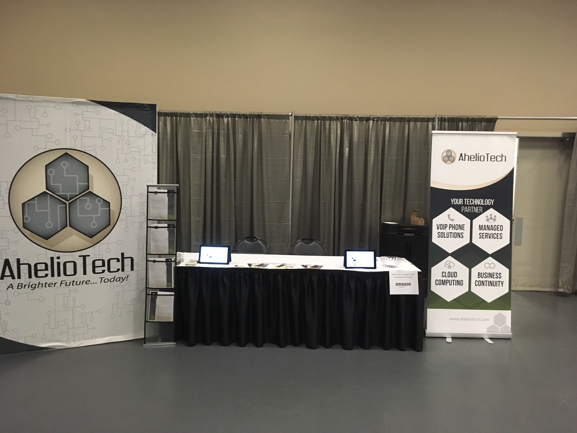 AhelioTech is at The Lima Regional Information Technology Alliance Conference - AhelioTech