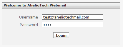 Accessing Email Remotely via AhelioTech's Web Mail