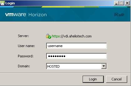 How to login to AhelioTech's Virtual Desktop Infrastructure from Anywhere-17