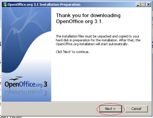 How To Download Open Office and Change the Settings to be Compatible with Microsoft Word, Excel, and Power Point-6