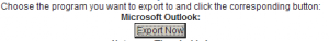 Exporting Yahoo Mail Contacts for Outlook-4